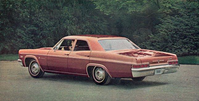 66 Impala 4 Door